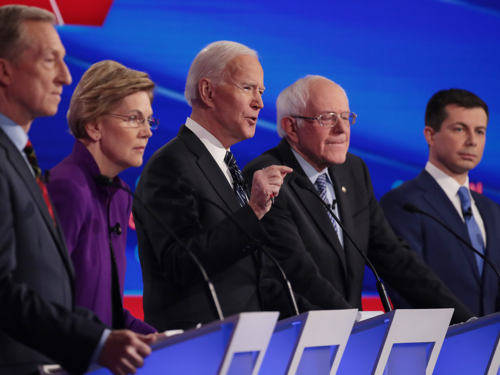 Security experts are urging U.S. political candidates to focus more on cybersecurity to avoid embarrassing or damaging hacks.