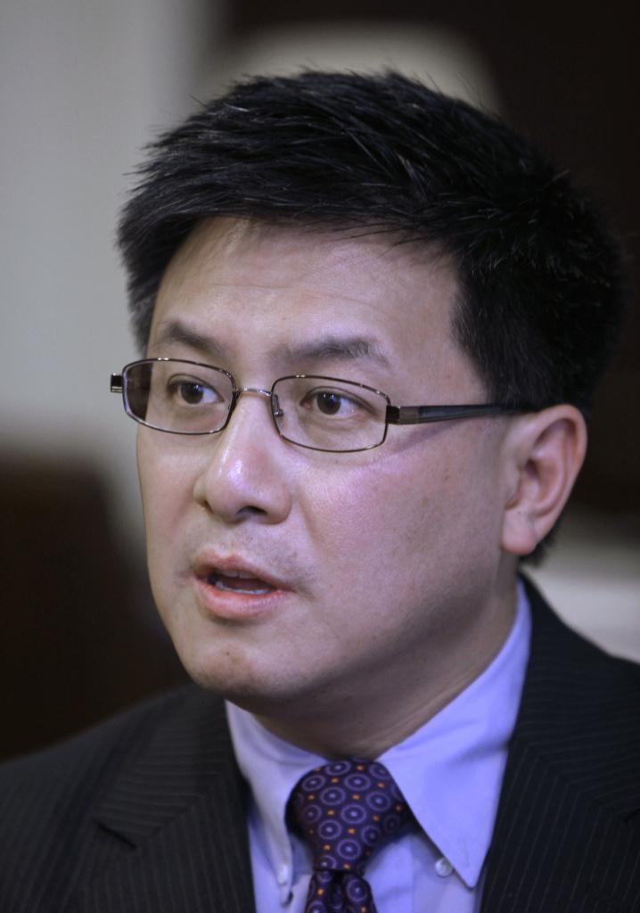 California Controller John Chiang. (AP Photo/Rich Pedroncelli)