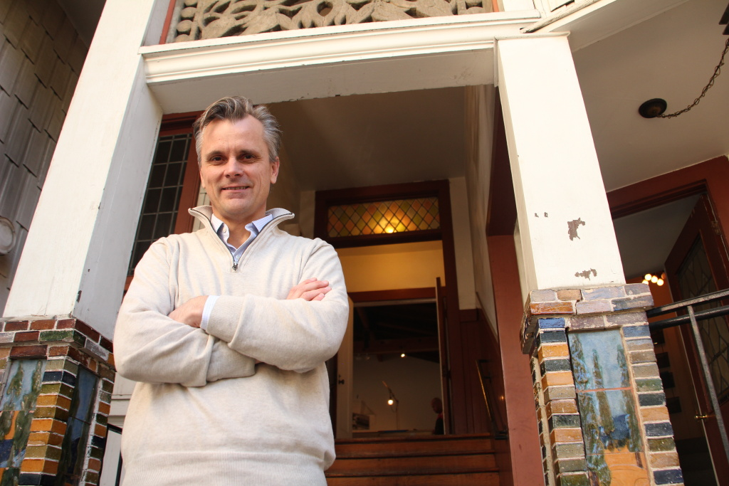 David Judson is the fifth-generation owner of the Judson Studios in Highland Park.