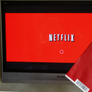 NPR has learned that Netflix's new policy of year-long parental leave applies to employees of its streaming business, but not those in Netflix DVD distribution centers.
