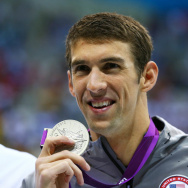 Olympics Swimming Michael Phelps