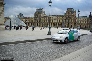 Officials say a fleet of 3,000 cars is planned for next year's start of Autolib, Paris' electric vehicle-sharing system.