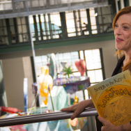 LA Central Library with Susan Orlean