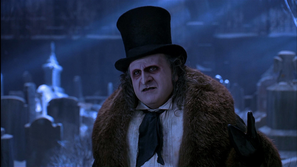 Danny DeVito as The Penguin in 1992's