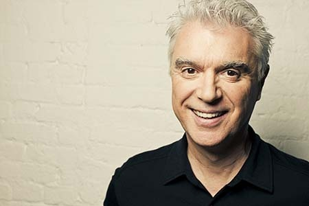 David Byrne has his first Grammy nomination for the album,
