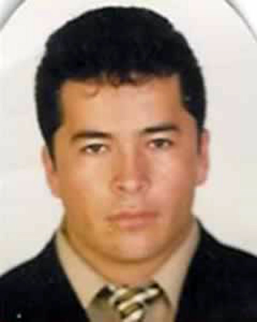 This undated file photo, downloaded from the Mexico's Attorney General's Office most wanted criminals webpage on Nov. 2, 2010, shows alleged Zeta drug cartel leader and founder Heriberto Lazcano Lazcano in an undisclosed location. The Mexican navy says on Monday, Oct. 8, 2012, Lazcano has apparently been killed in a firefight with marines in the Mexican northern border state of Coahuila.