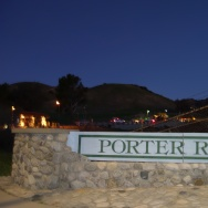 Porter Ranch at dawn
