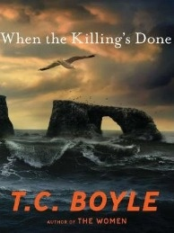 T.C. Boyle's latest novel hits bookstores this week.