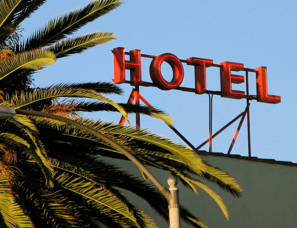Beginning next summer, most hotels in Los Angeles will have to start paying their employees $15.37/hour. Two hotel industry groups have sued the city in response.