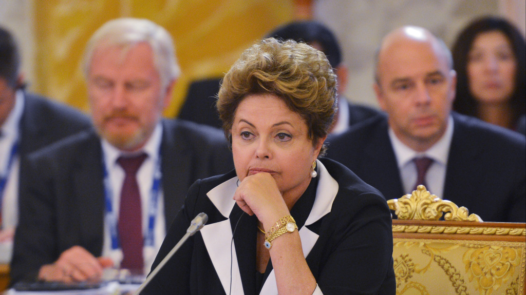 Brazilian President Dilma Rousseff was angered by reports that the National Security Agency was spying on her. She has called for giving individual countries greater control over the Internet.