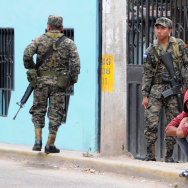 HONDURAS-VIOLENCE-TRANSPORT-SECURITY