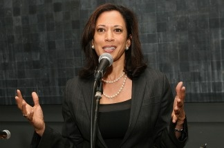 San Francisco District Attorney Kamala Harris has won in the race against Los Angeles District Attorney Steve Cooley for California Attorney General