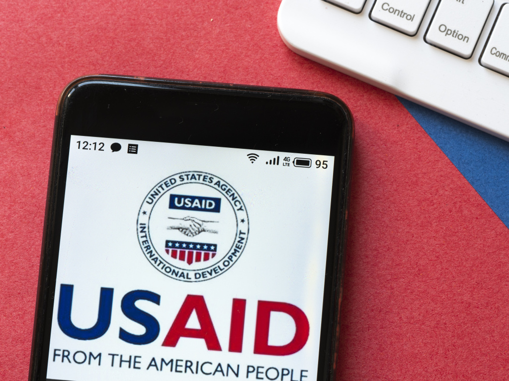 USAID is one of the largest official foreign aid organizations in the world. An executive order from the Trump administration said there would be consequences if its diversity training programs were to continue.
