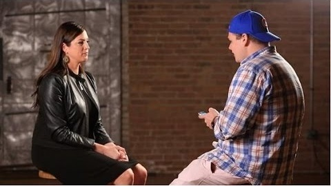 Watch REAL guys read REAL comments made about sports reporters Sarah Spain and Julie DiCaro – to their face. These fans learn some tweets are #MoreThanMean – they're harassment. Share this w/ hashtag #MoreThanMean to increase awareness about harassment of women in sports.  For more, hear an extended Just Not Sports podcast on the topic with columnist/broadcaster Julie DiCaro and Sports on Earth's NFL writer Andrea Hangst. Find it on iTunes, Twitter (@JustNotSports) or on SoundCloud here: https://soundcloud.com/justnotsports