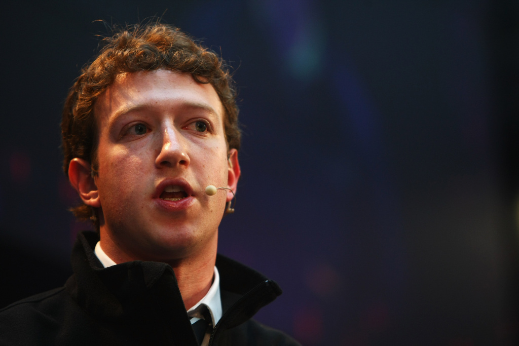 Mark Zuckerberg, CEO of Facebook, attends the Digital Life Design (DLD) conference on January 27, 2009 in Munich, Germany. DLD brings together global leaders and creators from the digital world.