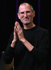 Apple CEO Steve Jobs must be very happy about the company's latest quarter earnings.