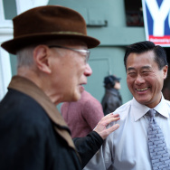 San Francisco Mayoral Candidates Campaign One Day Before Election