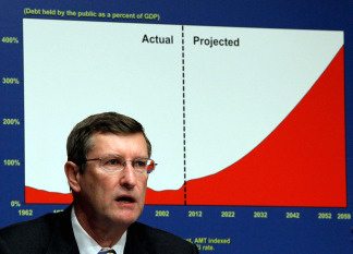 How big of a problem is the national deficit?