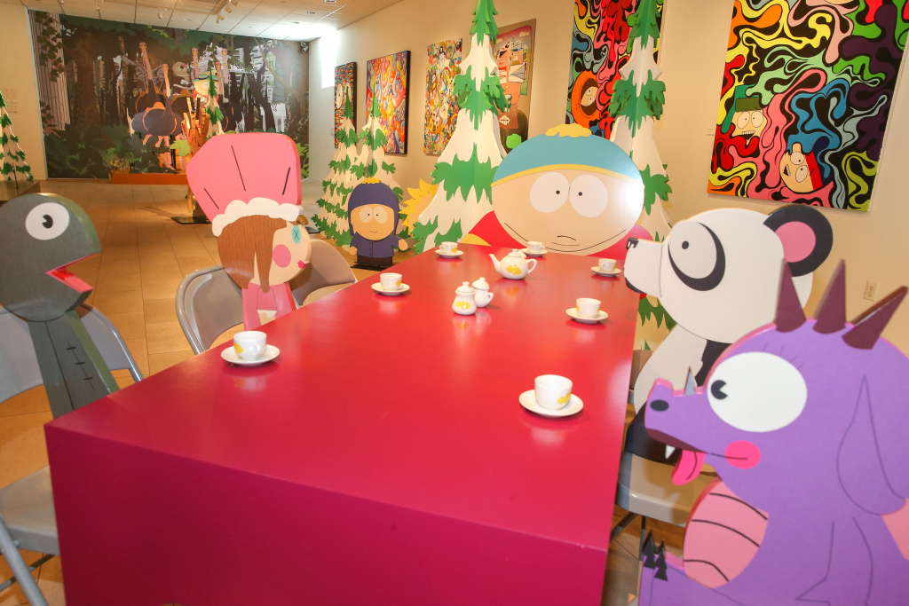 The Frame®   Audio: \'South Park\' celebrates 20 seasons with ...