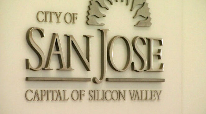 The City of San Jose.