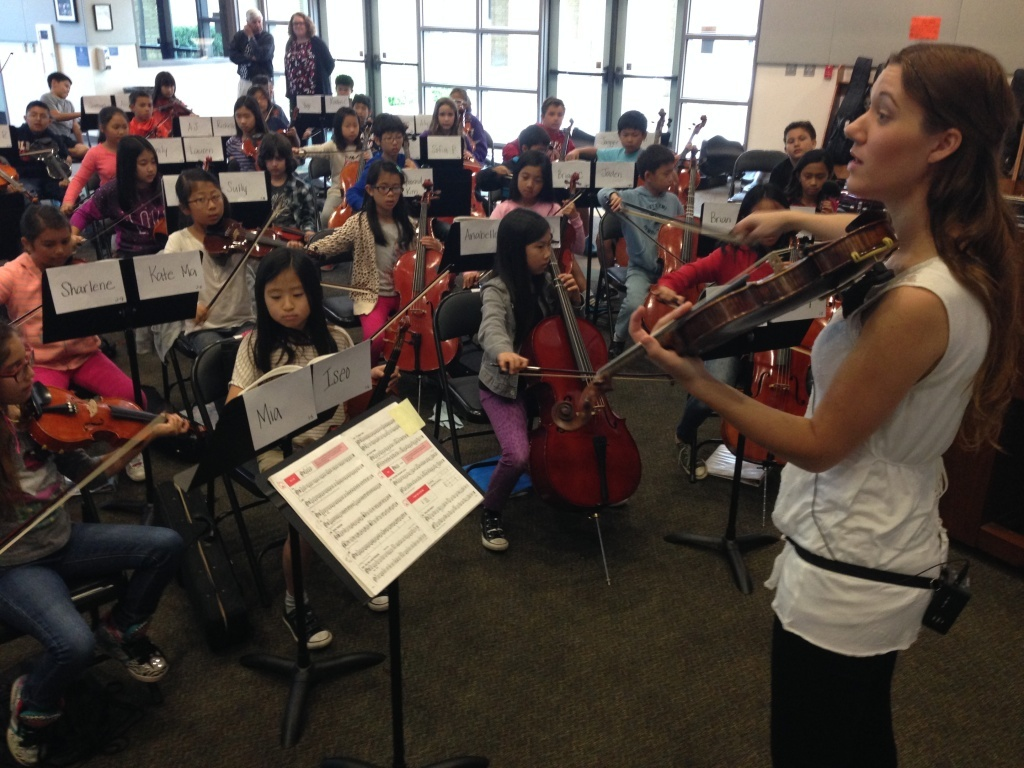 The Irvine Public Schools Foundation raises money to pay for all K-3 music classes, and covers some of the costs of music classes for 4tn, 5th, and 6th graders in Irvine Unified schools.