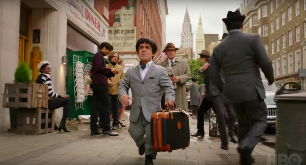 Peter Dinklage stars as French actor Hervé Villechaize in