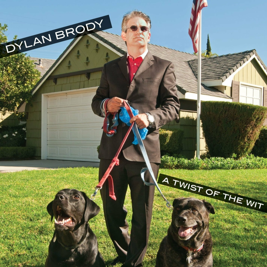 The cover of Dylan Brody's CD,