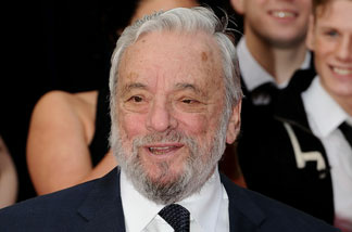 Stephen Sondheim attends The Olivier Awards 2011 at Theatre Royal on March 13, 2011 in London, England.