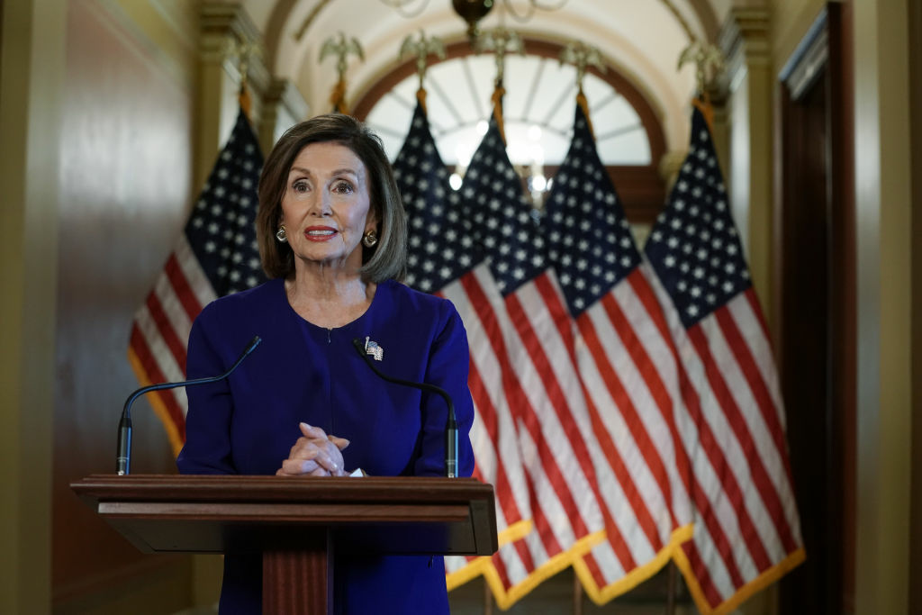 Pelosi Announces Formal Impeachment Inquiry