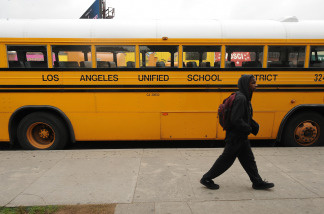 File photo: LAUSD students will start the next academic year on Aug. 18, a week later than the current year.