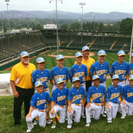 The Santa Margarita Little League team.