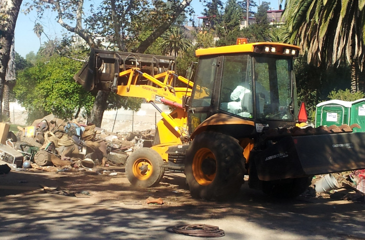 Arroyo Seco clean up