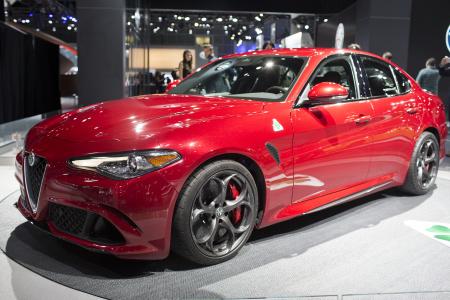 2015 LA Auto Show -