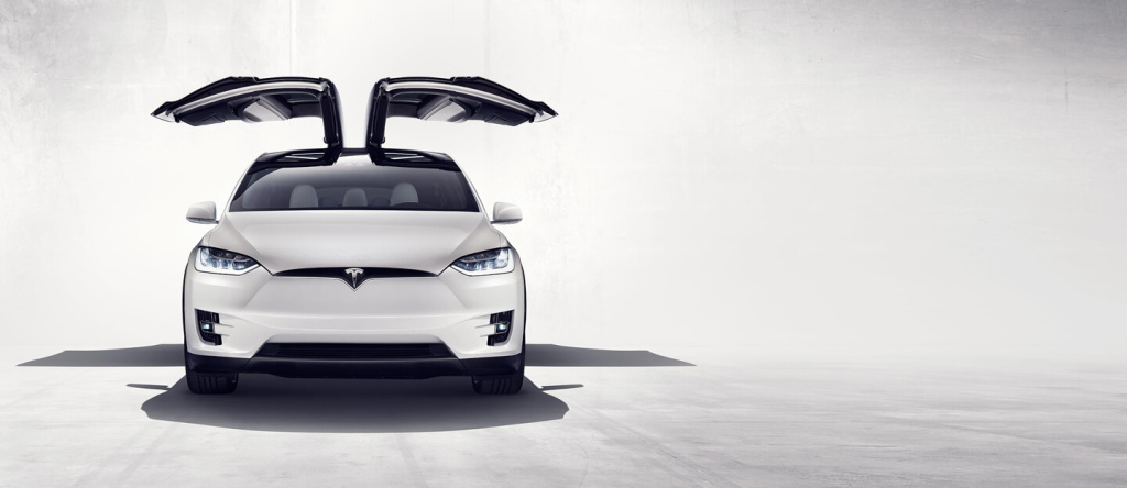 The Tesla Model X SUV was named best overall vehicle in the AAA 2017 Green Car Guide.