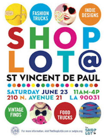 Fashion trucks, tasty food and good times at Shop Lot svdpla.blogspot.com