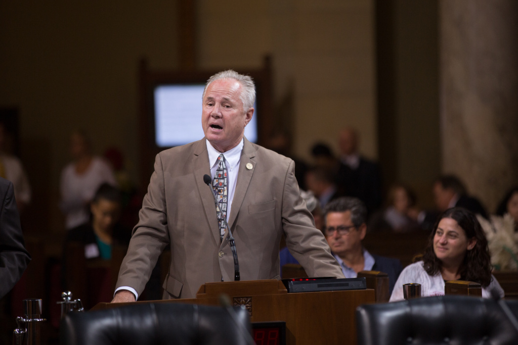 LA City Councilman Tom LaBonge will be termed out in 2015. His chief of staff and a former spokesman for Antonio Villaraigosa filed papers Tuesday to run for the Fourth District seat.