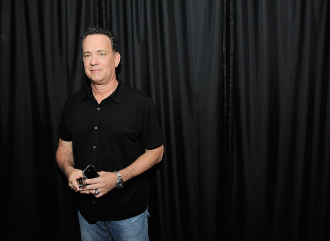Tom Hanks lends his voice to Cleveland Carr, the main character in his new web series