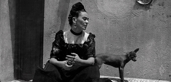 Frida Kahlo, Her Photos, on display at Museum of Latin American Art through June 8, 2014.