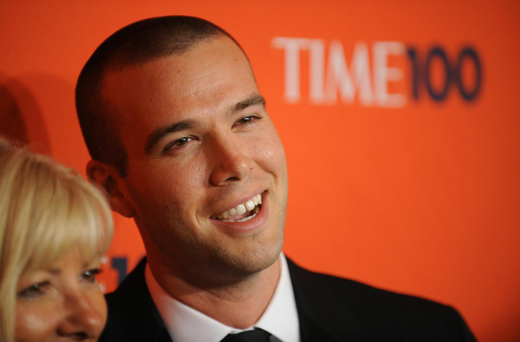 US President Barack Obama's main speechwriter Jon Favreau attends Time Magazine's 100 Most Influential People gala at Jazz at the Lincoln Center in New York, May 5, 2009.