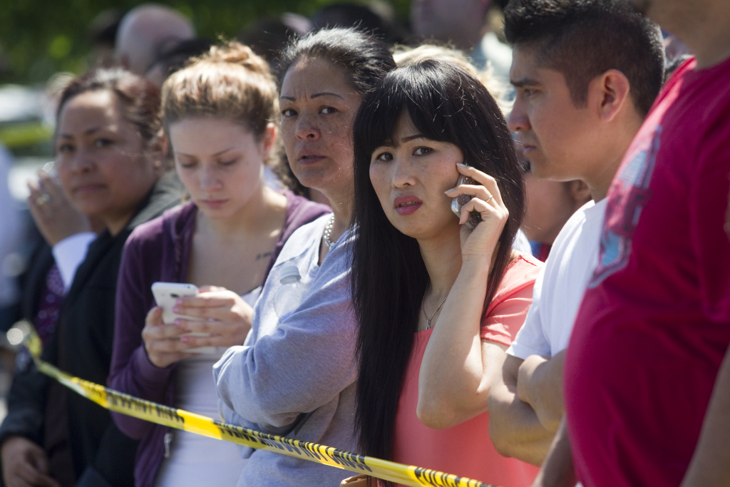 Oregon School Shooting Gunman Dead Victim Was 14 Year