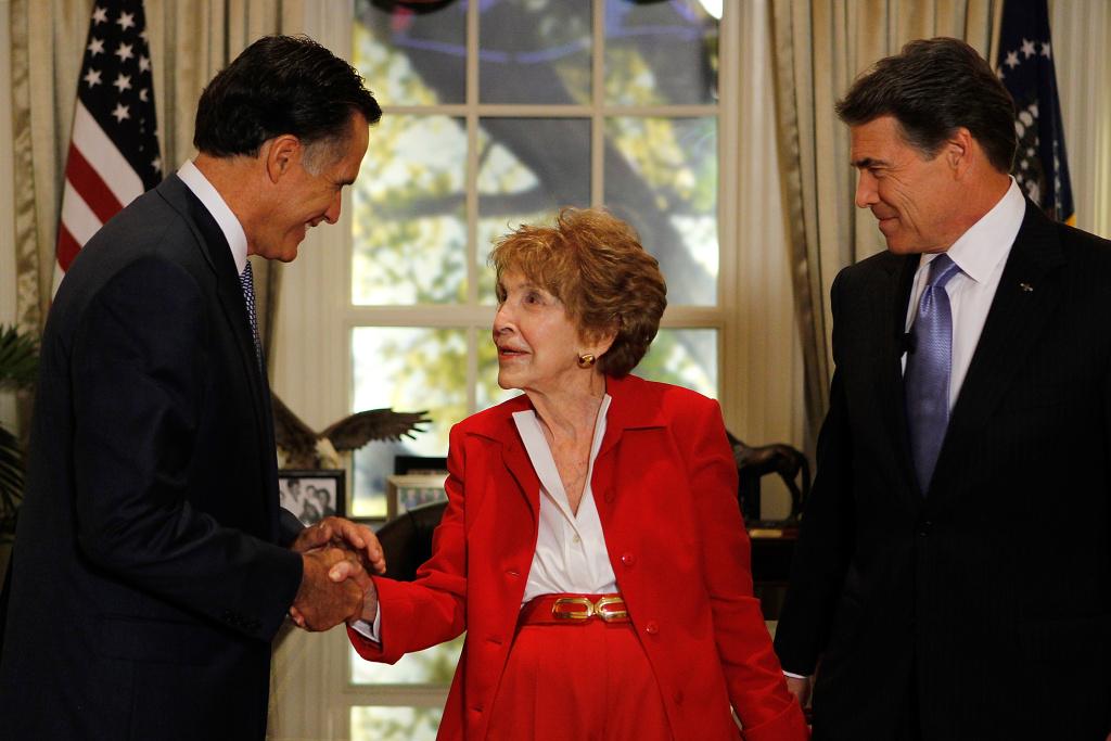 nancy reagan presidents fiercest protector dies at 94
