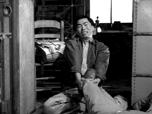 George Takei as Arthur/Taro in a a suspense thriller episode of The Twilight Zone. The episode lays the groundwork to challenge stereotypes of Japanese-Americans, but then falls flat.