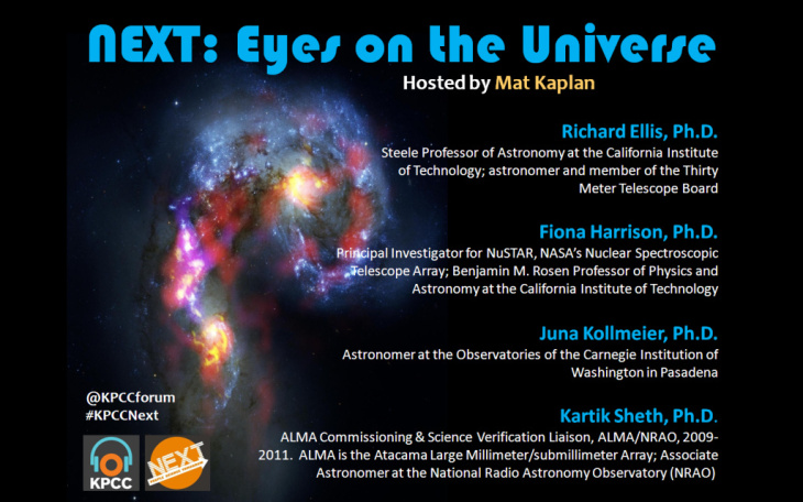 NEXT: Eyes on the Universe