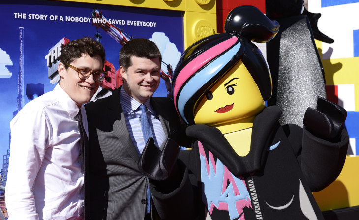 "LA Premiere of ""The Lego Movie"" - Red Carpet"