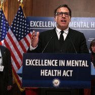 Bipartisan Senators Announce Mental Health Services Legislation