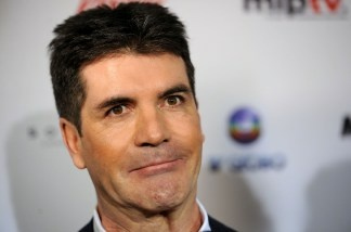 Simon Cowell attends the 38th International Emmy Awards at the New York Hilton and Towers on November 22, 2010 in New York City.