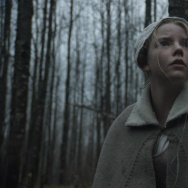 Still from the 2015 film, The Witch starring Anya Taylor-Joy.