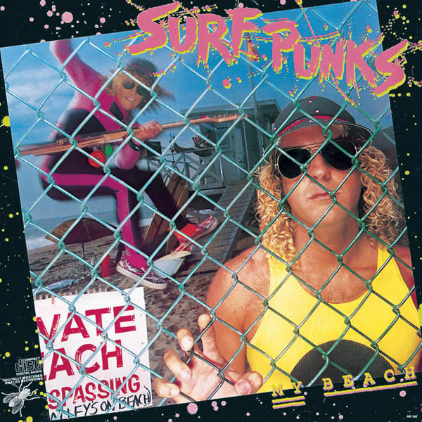 Surf Punks. Let's not overthink this one.