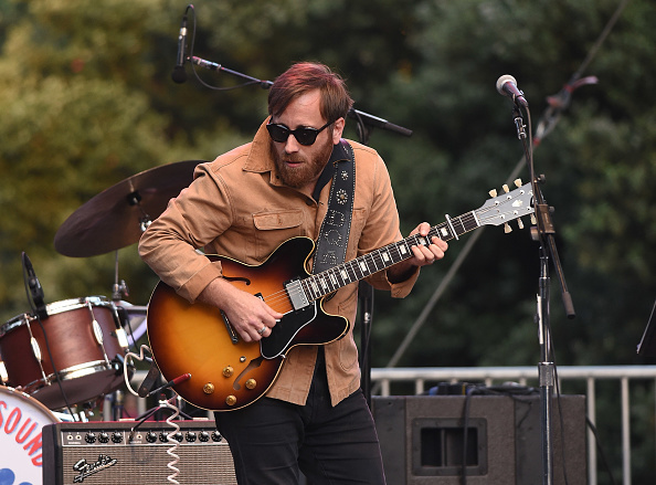 SAN FRANCISCO, CA - OCTOBER 07:  Dan Auerbach of The Black Keys performs solo during the 2017 Hardly Strictly Bluegrass Music Festival at Golden Gate Park on October 7, 2017 in San Francisco, California.  (Photo by C Flanigan/WireImage)