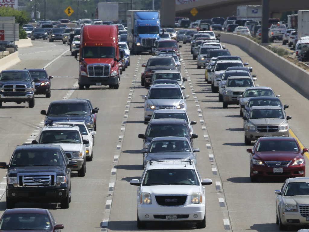 Audio: US gasoline use hits a record, but that may not last  | 89.3 KPCC